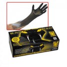 gants nitrile ultra résistant black mamba/boite de 100